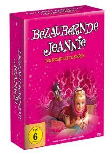 Bezaubernde Jeannie – Die komplette Serie (20 Discs)