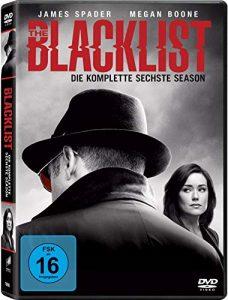 The Blacklist – Die komplette sechste Season [6 DVDs]