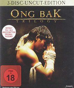 ONG-BAK Trilogy – Uncut [Blu-ray]