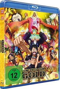One Piece – 12. Film: Gold [Blu-ray]