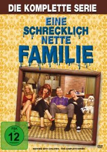 Eine schrecklich nette Familie – Die komplette Serie [33 DVDs]