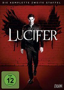 Lucifer – Die komplette zweite Staffel [3 DVDs]