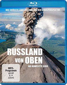 Russland von oben – Die komplette Serie [Blu-ray]
