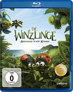 Die Winzlinge – Abenteuer in der Karibik [Blu-ray]
