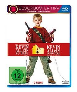 Kevin – Allein zu Haus Box 1&2 [Blu-ray]