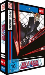 Bleach TV Serie – DVD Box 8 (Episoden 152-167)