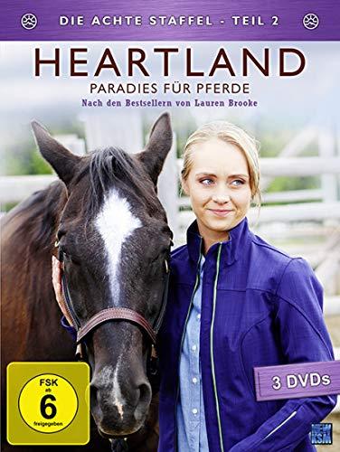 Heartland - Paradies für Pferde: Staffel 8.2 (Episode 10-18) [3 DVDs]