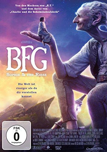 BFG - Sophie & der Riese