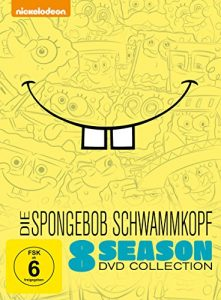 SpongeBob Schwammkopf – Die SpongeBob Schwammkopf 8 Season DVD Collection