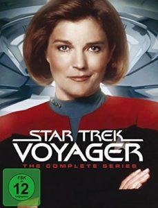 Star Trek – Voyager: Complete Boxset (48 Discs)