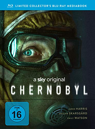 Chernobyl - Limited Collector's Mediabook LTD. [Blu-ray]
