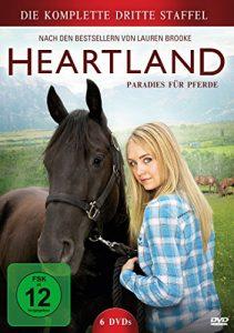 Heartland – Paradies für Pferde – Staffel 3 [6 DVDs]