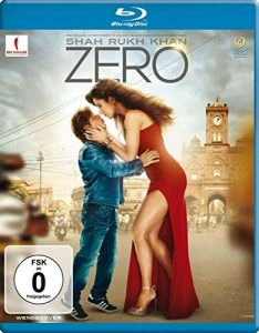 Shah Rukh Khan: Zero [Blu-ray]