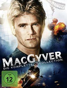 MacGyver – Die komplette Collection (38 Discs)