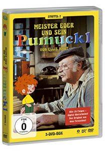 Pumuckl – Meister Eder und sein Pumuckl – Staffel 2 [5 DVDs]