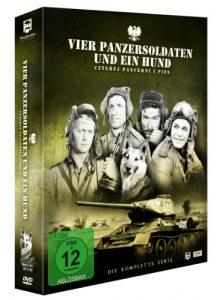 Vier Panzersoldaten und ein Hund – Die komplette Serie [7 DVDs]