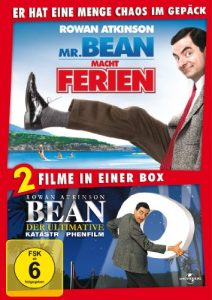 Bean – Der ultimative Katastrophenfilm / Mr. Bean macht Ferien [2 DVDs]