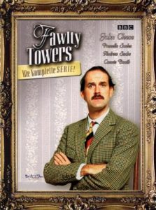 Fawlty Towers – Die komplette Serie [2 DVDs]