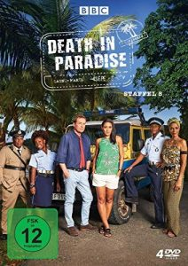 Death in Paradise – Staffel 8 [4 DVDs]