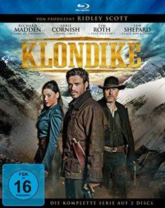 Klondike – Die komplette Serie (inkl. Pilotfilm) [Blu-ray]