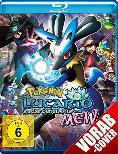 Pokémon - Der Film: Lucario und das Geheimnis von Mew [Blu-ray]