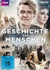 Die Geschichte des Menschen [3 DVDs]