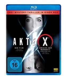 Akte X – Der Film/Jenseits der Wahrheit [Blu-ray]