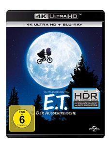 E.T. – Der Außerirdische  (4K Ultra HD) (+ Blu-ray 2D)