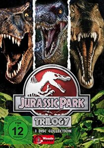 Jurassic Park – Trilogy [3 DVDs]