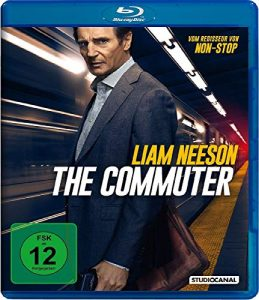 The Commuter [Blu-ray]