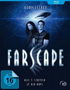 Farscape – Verschollen im All – Staffel 1-5 – Komplettbox [Blu-ray]