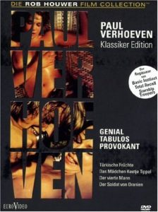 Paul Verhoeven Klassiker Edition [4 DVDs]