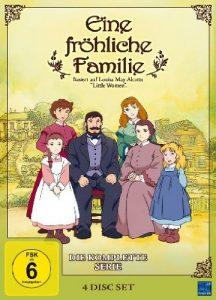 Eine fröhliche Familie – Die komplette Serie [4 DVDs]