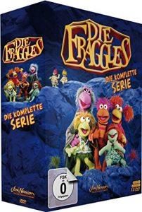 Die Fraggles – Die komplette Serie [13 DVDs]