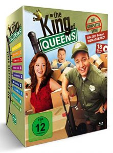 The King of Queens – Die komplette Serie – Queens Box (18 Blu-rays) (exkl. Amazon)