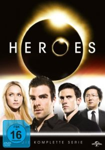 Heroes – Die komplette Serie  (23 Discs)