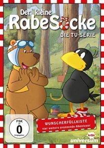 Der kleine Rabe Socke – Die TV-Serie 2: Wunscherfüllkiste