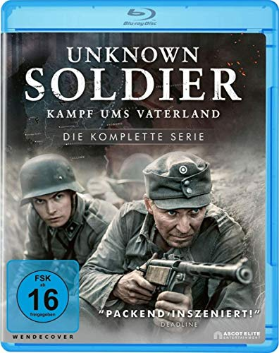 Unknown Soldier (TV-Serie) [Blu-ray]