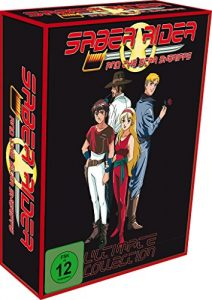 Saber Rider and the Star Sheriffs – Ultimate Edition [10 DVDs]