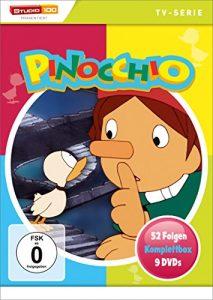 Pinocchio – Komplettbox [9 DVDs]