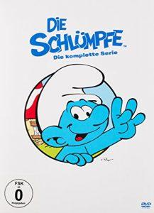 Die Schlümpfe – Die komplette Serie (43 Discs) [Limited Edition]