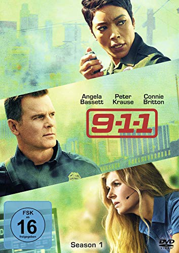 9-1-1 - Season 1 [3 DVDs]