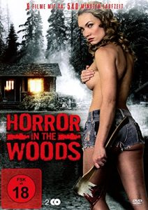 Horror in the Woods – Uncut Box Edition mit 6 Filmen [2 DVDs]