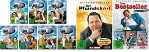 Ottfried Fischer – Serien-Set : Der Bulle von Tölz Staffel 1-14 / Der Pfundskerl / Der Bestseller – Deutsche Originalware [49 DVDs]
