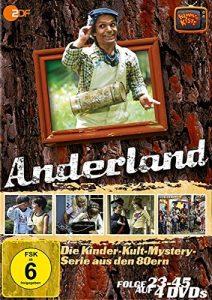 Anderland, Folge 1-22 (3 Discs)