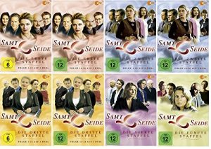 Samt & Seide – Staffel 1+2+3+4+5 * DVD Set * Komplette Serie