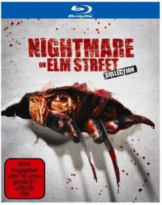 Nightmare on Elm Street – Collection [Blu-ray]