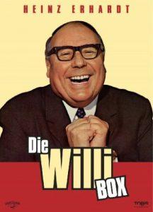Heinz Erhardt – Die Willi-Box [4 DVDs]