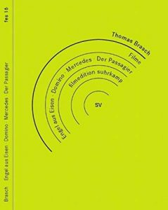 Thomas Brasch Filme (3 DVDs)