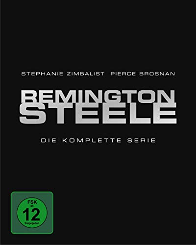 Remington Steele - Die komplette Serie [30 DVDs]